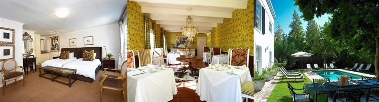 ECT Uk Garden Route and Safari header image Maison Chablis 1